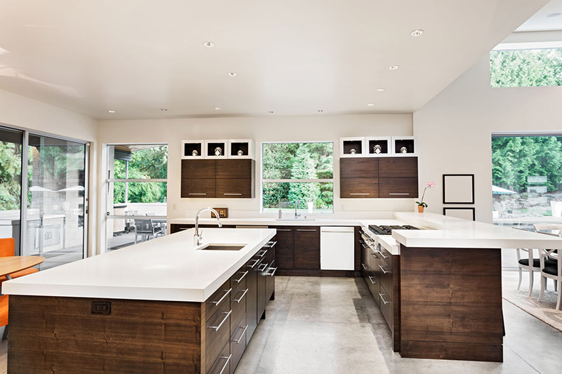 Redo the Kitchen or Replace Your San Diego Home Windows and Doors?