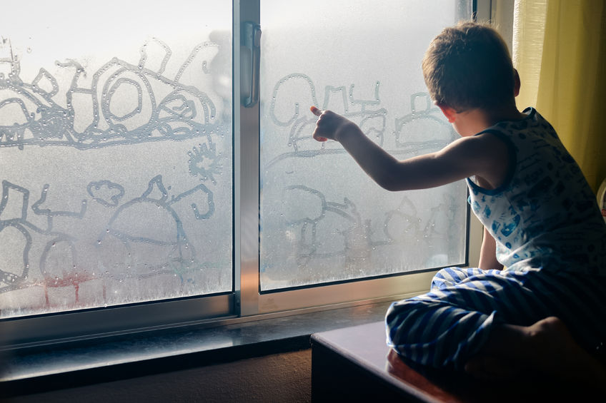 Condensation on Your Windows: Is it a Problem?