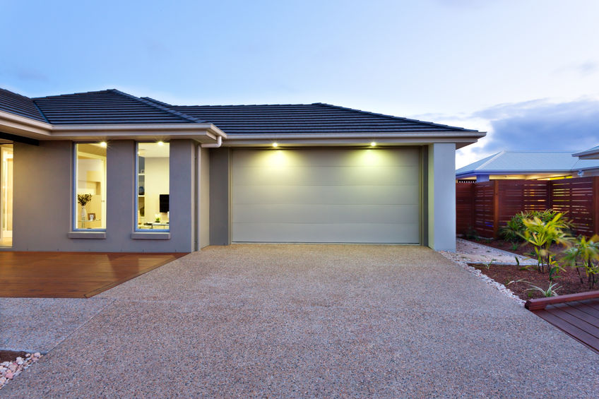 3 Reasons to Replace your Single Panel Garage Door with a Sectional Garage Door
