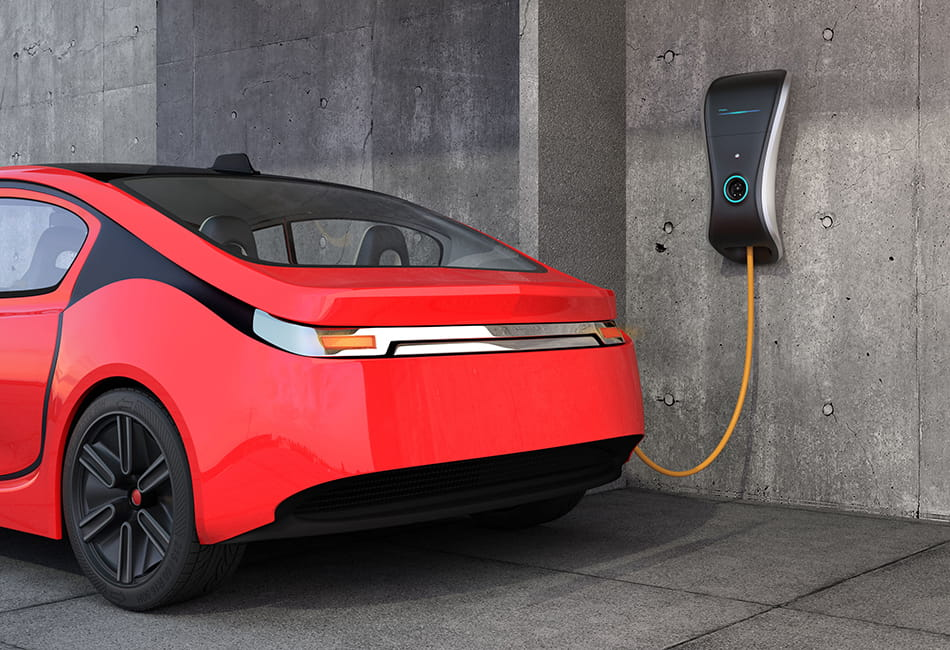San Diego Electrician Ms. Sparky Recommends Professional Installation of Electric Vehicle Charging Stations