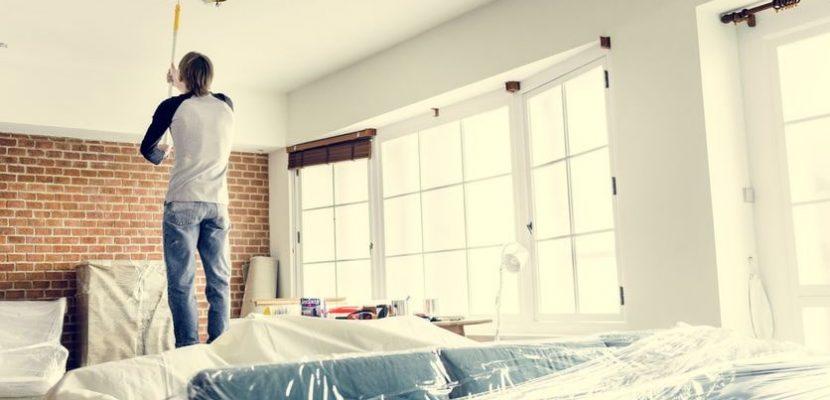 diy house painting san diego