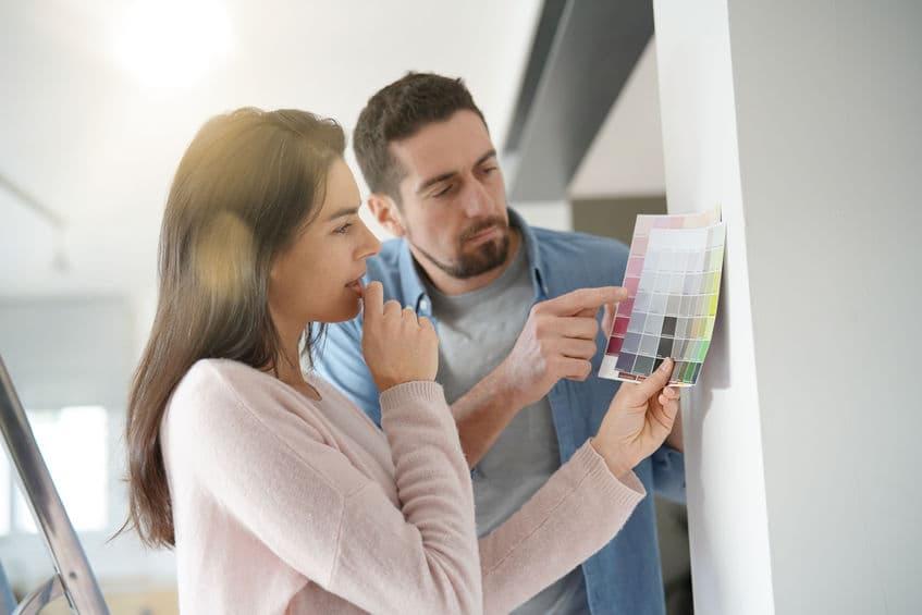 Can a San Diego House Painter Help Me Choose Paint Colors?