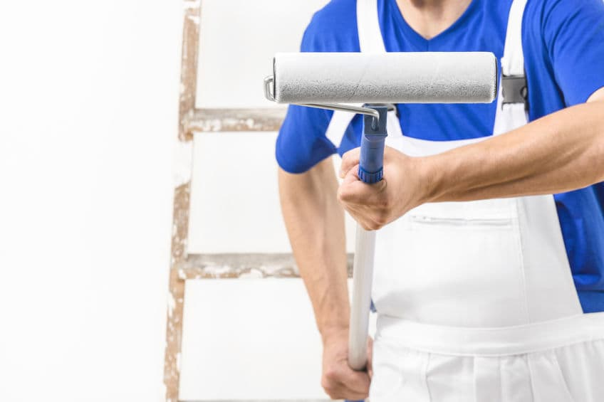 What Is Back-Rolling and Do All San Diego House Painters Do It?