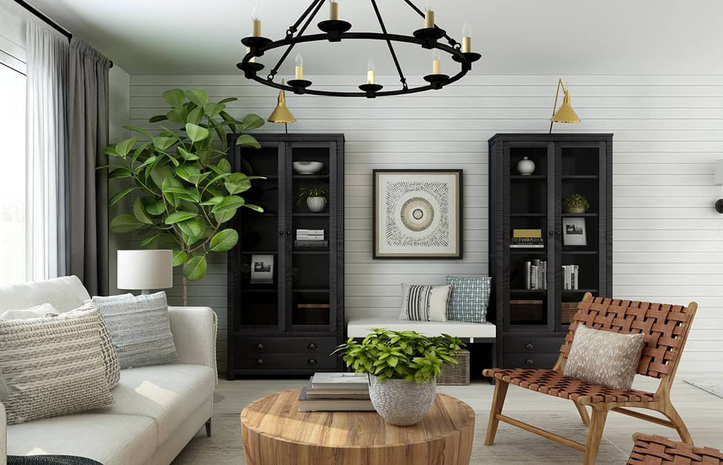 Decor Tips: Finishing Touches for an Unfinished Room